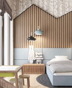 The Advantages of LED Lighting in Childrens Bedrooms Kids Bedroom Ideas Advantages bedrooms Childrens Led Lighting Trendy Bedroom, Modern Bedroom, Bedroom Colors, Bedroom Decor, Bedroom Ideas, Kids Bedroom, Bedroom Furniture, Design Bedroom, Bedroom Neutral
