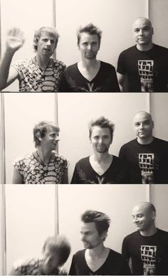 in love with these guys Muse Band, Cool Bands, Good Music, Shelter, Baby Dolls, Take That, Museum, Guys, Sons
