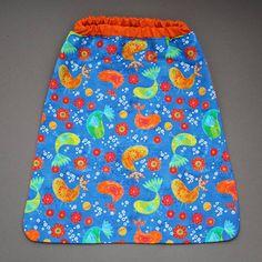 Serviette de table de cantine enfants élastique Les petits oiseaux de Lilooka. L'enfant la met et la retire seul à la cantine ou à la maison. Lavable à 40 °. 100 % coton. Pour les enfants qui ne veulent plus de bavoir. Idée cadeau. http://www.lilooka.com/a-table-1/serviettes-de-table-cou-elastique-enfants/serviette-cou-elastique-enfant-les-petits-oiseaux.html