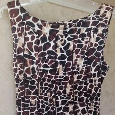 I just discovered this while shopping on Poshmark: Voir Voir summer dress. Size 8. New.. Check it out!  Size: 8