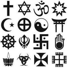 Todas los gremios profesionales, las religiones, las Fraternidades o Hermandades Herméticas, las Órdenes Místicas o religiosas, tienen símbolos que encierran grandes secretos.