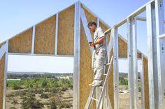 Bauhu light steel frame modular buildings