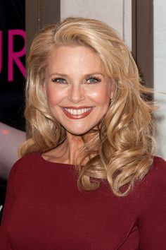 Christie Brinkley...can you believe this woman is 58 years old?!?!