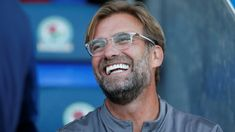 Liverpool manager Juergen Klopp will gather with his players on Tuesday in their Doha team hotel -- to watch Liverpool in action back in England in the League Cup. Liverpool Football Club, Liverpool Fc, Juergen Klopp, German Men, Club World Cup, Spiegel Online, Champion, Mens Sunglasses