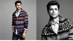 Sean OPry Sports Winter Knits for H&M image sean opry winter knits 0008