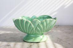 Vintage USA Pottery Dish