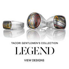 The Legend Collection #Tacori men's accessories
