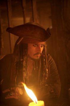 *JACK SPARROW ~ Pirates of the Caribbean