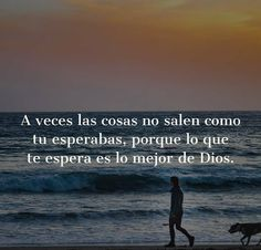 #FRASES #FRASESDEDIOS #FRASESDEMOTIVACION #FRASESDEMOTIVACION #FRASESDESALUD #SALUD #FRASESPARAWHATSAPP #FRASESCRISTIANAS #FRASESDEDIOSITO #FRASESPARATODO #FRASESDEALEGRIA #FRASESMUNDIAL #FRASESBONITAS #FRASESDEREFLEXION #FRASESDEBUENASNOCHES #FRASESBONITAS Beach, Water, Quotes, Outdoor, Trust God, God Loves You, Cute Words, Prayers, Gripe Water