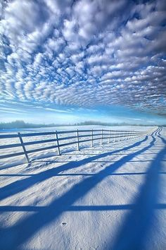 Landscape Photography Tips: Always Whiter On The Other Side Of The Fence Beautiful Sky, Beautiful Landscapes, Beautiful World, Winter Photography, Landscape Photography, Nature Photography, Photography Tips, Scenic Photography, Aerial Photography