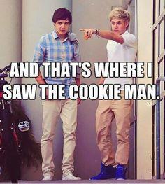 "Liam's like ""Awwwh Man i missed him!!!"""