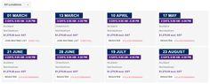 Auckland, Am Pm, Event Template, Dates, Software, Management, Training, Templates, Website