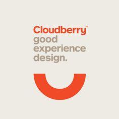 Cloudberry designed by Perky Bros. #branding