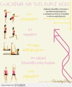 ćwiczenia na szczupłe nogi