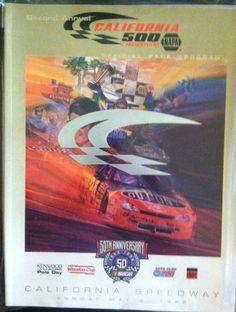 1998 NASCAR PROGRAM