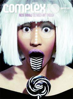 #nickiminaj, #cover, #magazine