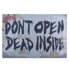 Capacho Don't Open Dead Inside