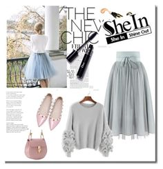 """""""SheIn 1/X"""" by nermina-okanovic ❤ liked on Polyvore featuring WithChic and shein"""