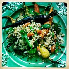 Spring Quinoa Salad #HealthyLiving #HealthyEating #Recipes #EatClean