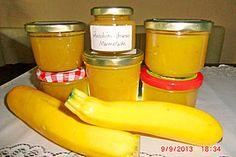 Zucchini - Ananas - Marmelade