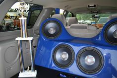 Texas Heatwave 2006, ‪‎DB Drive‬ Speed Series Subwoofers.  Audio Competition and Car Show