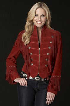 Rusty Spur Couture Cripple Creek Military Jacket - LL94461, ,
