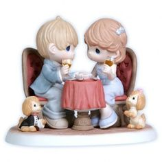 Every Moment With You Is Precious - Figurines - Precious Moments