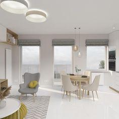 """@ajaniszek.architekturawnetrz zamieścił(a) post na Instagramie: """"Punktem wyjścia we wszystkich projektach jest u mnie wywiad z inwestorami - na początku ustalamy…"""" Dining Table, Furniture, Home Decor, Living Room, Decoration Home, Room Decor, Dinner Table, Home Furnishings, Dining Room Table"""
