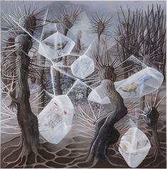 Remedios Varo, Allegory of Winter