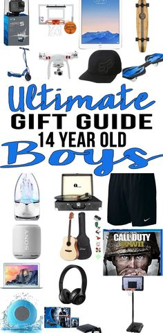 Best Gifts 14 Year Old Boys Will Want