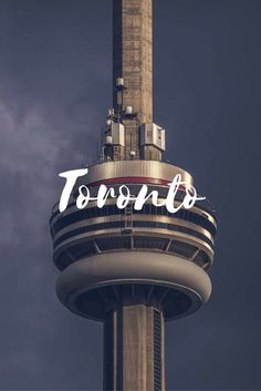 All the best places for you to visit during your trip to Toronto, Canada.   www.trutripper.com
