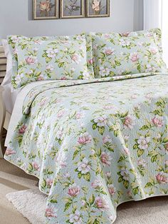 Shop Colorful Flowers High Qualty Three Pcs Bedding Sets online at Jollychic,FREE SHIPPING!