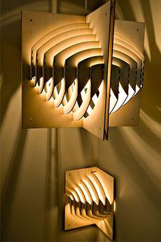 laser cut lamp - Buscar con Google