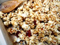 Edible Brooklyn: The Cookbook - Cooking with Books bacon maple bourbon coffee caramel corn