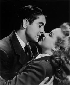 Tyrone Power & Betty Grable - A YANK IN THE RAF