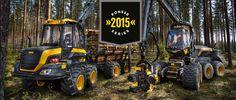 #PONSSE 2015 series Контактная информация Ponsse Plc, Ponssentie 22 74200 Vieremä Finland Tel. +358 20 768 800 Fax +358 20 768 8690 Email:firstname.lastname@ponsse.com http://www.ponsse.com