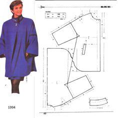 swing coat pattern