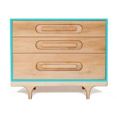 Commode Caravan - Turquoise