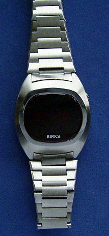 Birks LED Watch (5) Led Watch, Digital Watch, Watches, Accessories, Vintage, Wristwatches, Clocks, Vintage Comics, Jewelry Accessories