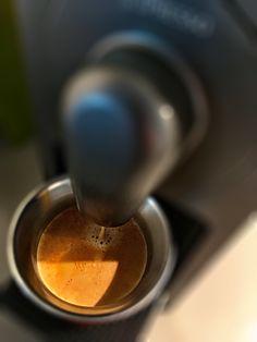 Guten Morgen…einen sonnigen Sonntag wünsche ich euch mit einem #Arpeggio #Kaffe von @Nespresso