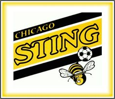 Chicago Sting: NASL Logo (1975-1984)