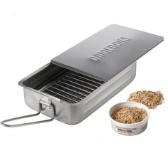 Exclusives That Excite Herd, Garlic Press, Grill Pan, Barbecue, Grilling, Rvs, Griddle Pan, Barrel Smoker, Crickets