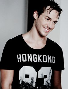 just a beautiful photo of a beautiful man - Chris Wood <3 ;)