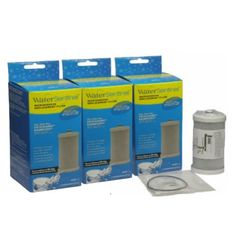 Water Sentinel WSF-1 Refrigerator Replacement Filter, 3-Pack by Water Sentinel. $24.85. From the Manufacturer                This WaterSentinel™ WSF-1 Replacement Water Filter for Frigidaire WF1CB (3-PACK) contains a compressed carbon block which provides tremendous capacity to remove and/or reduce impurities and sediment that may be present in your drinking water. The carbon block has millions of active sites on its surface and within the structure which can absorb...