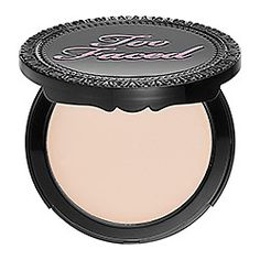 Too Faced - Absolutely Invisible Translucent Pressed Powder  #sephora