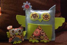 Tutorial gufetto-Little Owl tutorial |