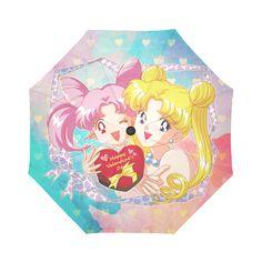 Happy Valentines Day Auto-Foldable Umbrella