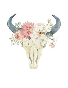 taurus bull art color feminine - Google Search