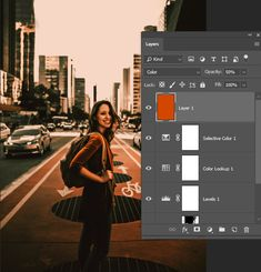 How to Create Cinematic Effect in Photoshop - PSD Stack