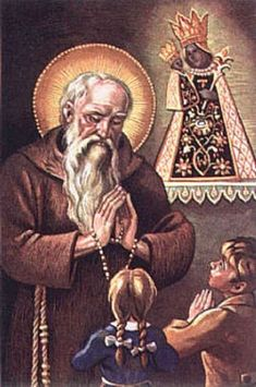 Image of St. Conrad feast day 26th November pray for us.